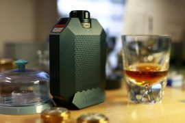 Macallan x URWERK Flask