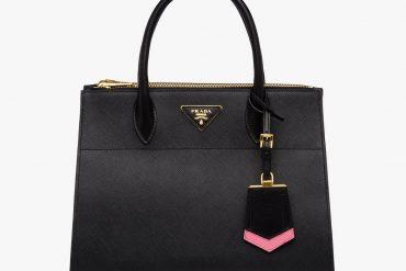 Prada Paradigme Saffiano Bag