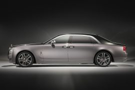 Rolls-Royce Ghost Elegance Crushed Diamonds