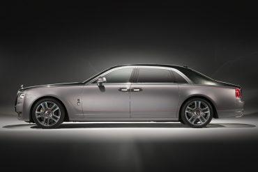 Rolls-Royce Ghost Elegance Crushed Diamonds