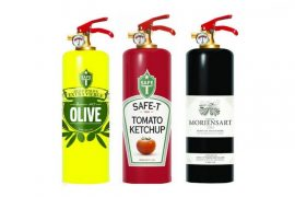 Safe-T Designer Fire Extinguishers