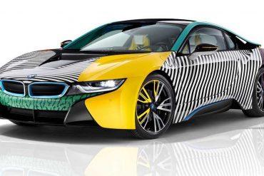 BMW i8 MemphisStyle