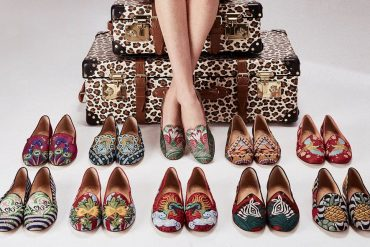Charlotte Olympia By Globe-Trotter