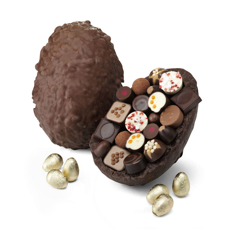 Chocolate Easter Eggs Hotel Chocolat