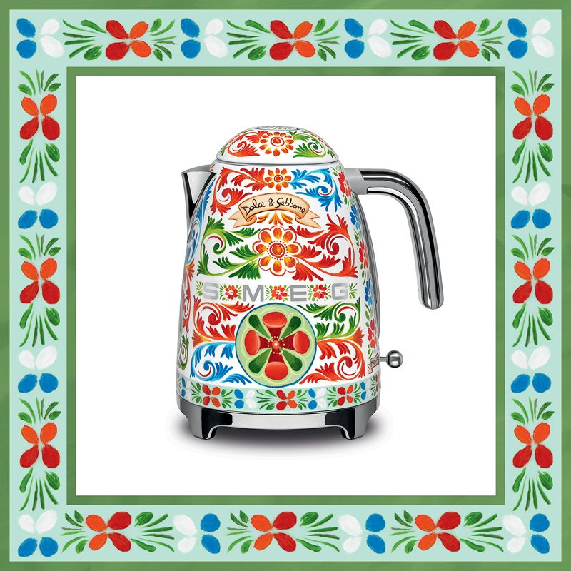 Dolce & Gabbana Smeg Appliances