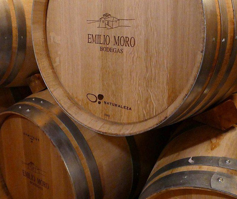 Emilio Moro Oak Barrel