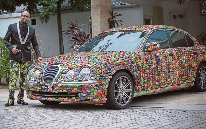 Jaguar S-Type Hot Wheels