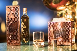 Johnnie Walker Blue Label By Tom Dixon