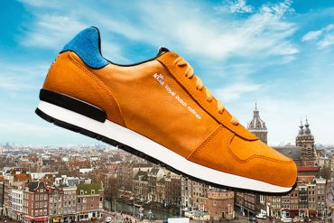 KLM Amsterdam Sneaker