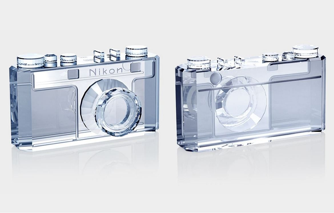 Swarovski Crystal Nikon Model I