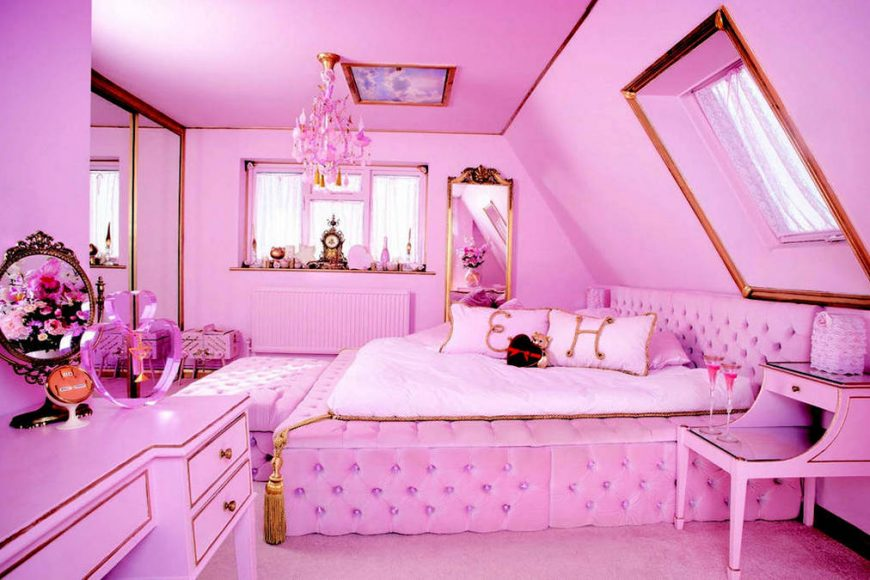THE Pink House Essex