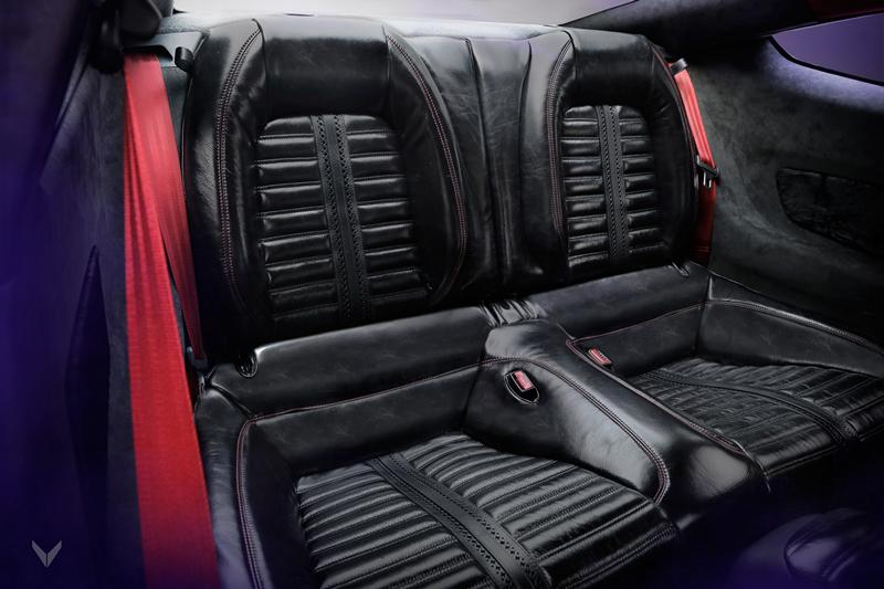 Mustang Coupe MkVI by Vilner Beijing