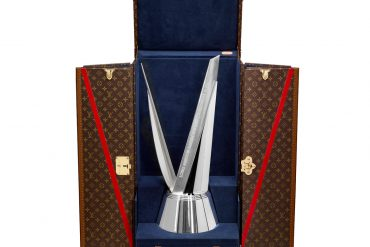 America's Cup Louis Vuitton Challenger Playoffs Trophy