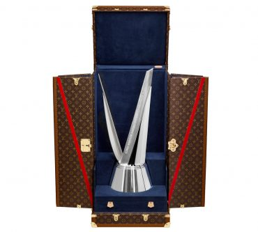 America's Cup Louis Vuitton Challenger Playoffs Trophy