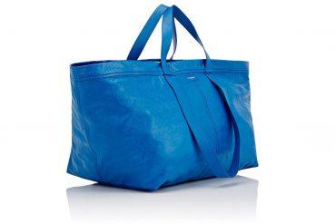 Balenciaga Arena Extra-Large Shopper Tote Bag