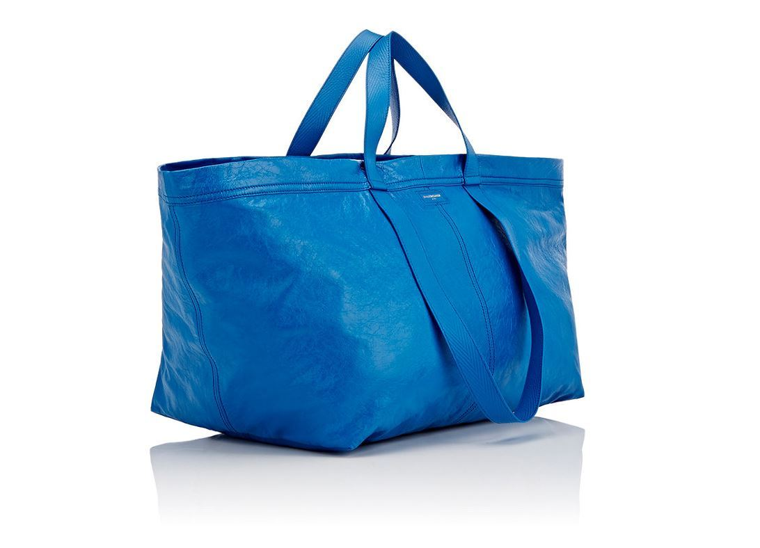 Balenciaga Arena Extra-Large Shopper Tote Bag