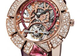 Bulgari Serpenti Incantati Tourbillon Lumière Skeleton