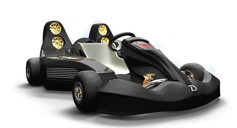 Daymak C5-Blast Go-Kart