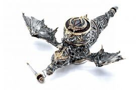 Dragon Smoking Pipe