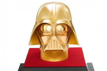 Gold Ginza Tanaka Darth Vader Mask