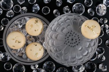Lalique Crystal Macarons