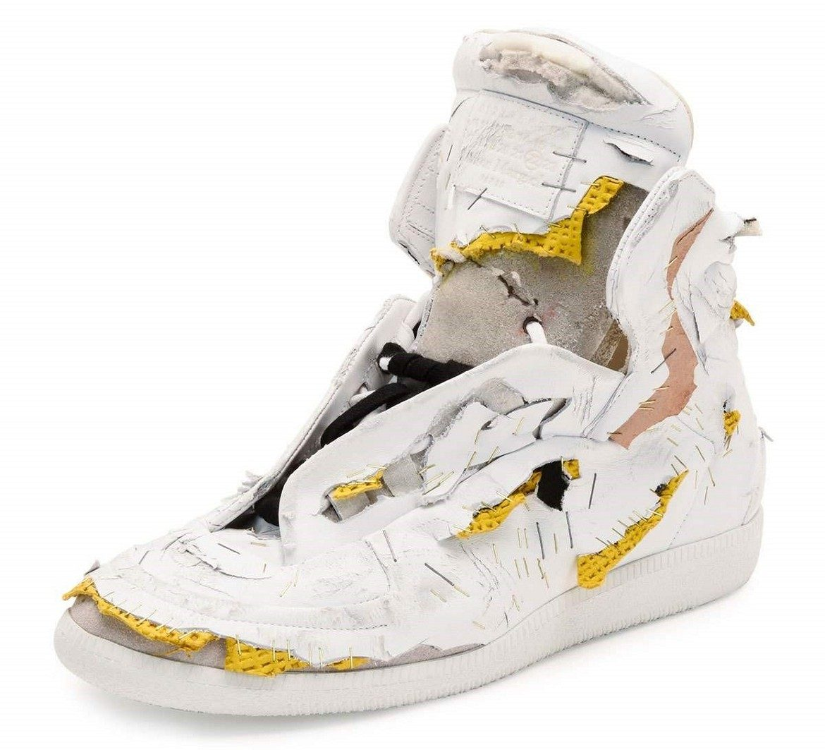 Maison Margiela Future Destroyed Sneakers