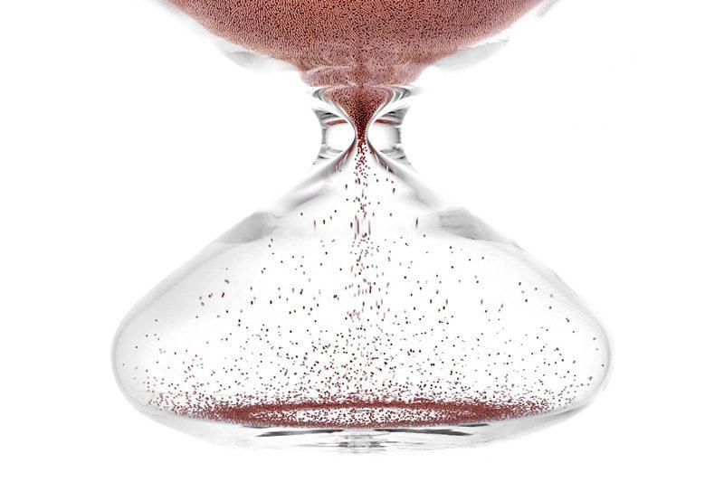 Marc Newson Hourglass HODINKEE