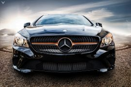 Mercedes CLA By Vilner