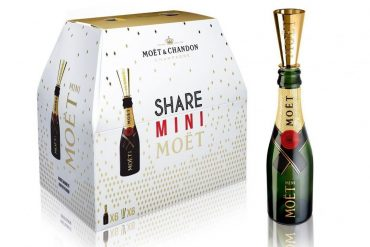 Moët Mini Share Six Pack