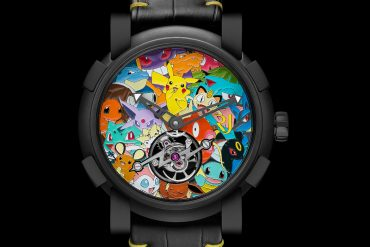 RJ-Romain Jerome Tourbillon Pokémon
