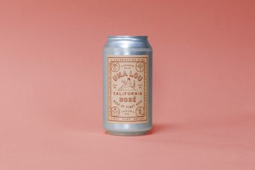 Una Lou Rosé Canned Wine