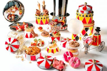 CIRCO DI TOSCA Afternoon Tea With Alessi