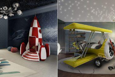 Circu Rocky Rocket And Sky B Plane