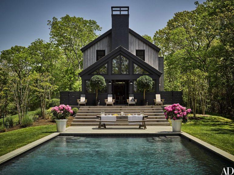 Ellen Pompeo's Sag Harbor Barn Home