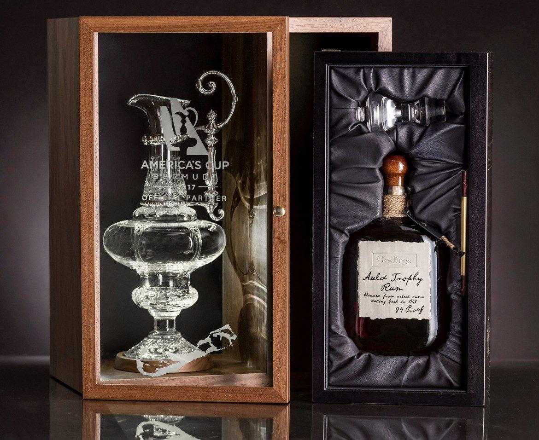 Goslings World's Most Elaborate' Rum Package