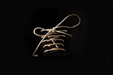 24K Gold Mr. Kennedy Shoelaces
