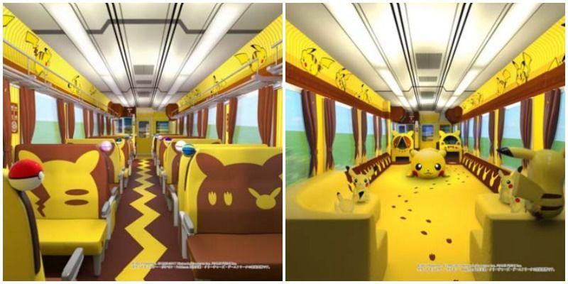 Pokémon With You Pikachu Train