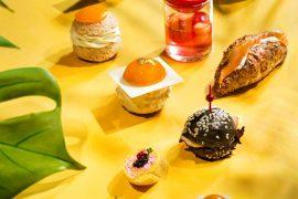 Ritz-Carlton Tropical Afternoon Tea