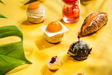 Ritz-Carlton Tropical Afternoon Tea