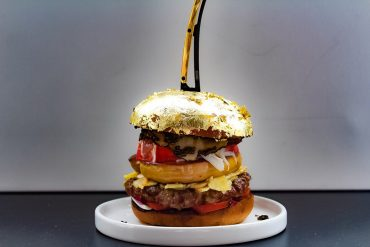 World's Most Expensive Burger Chef Diego Buik