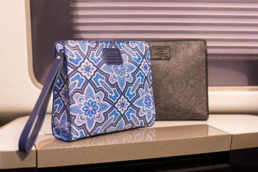 British Airways New First Class Amenity Kits
