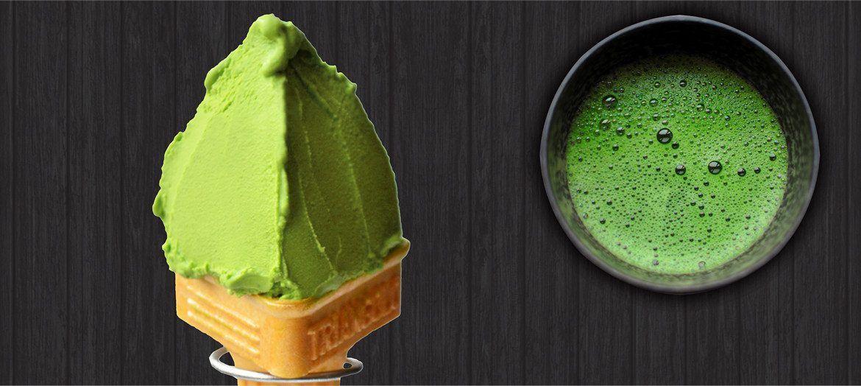 Daijinsho Matcha Ice Cream