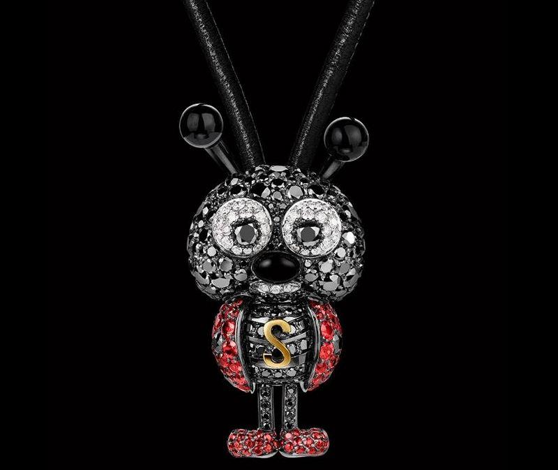 De Grisogono Crazymals Great Ladybug