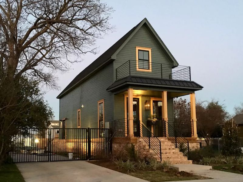 Fixer Upper Shotgun House Waco