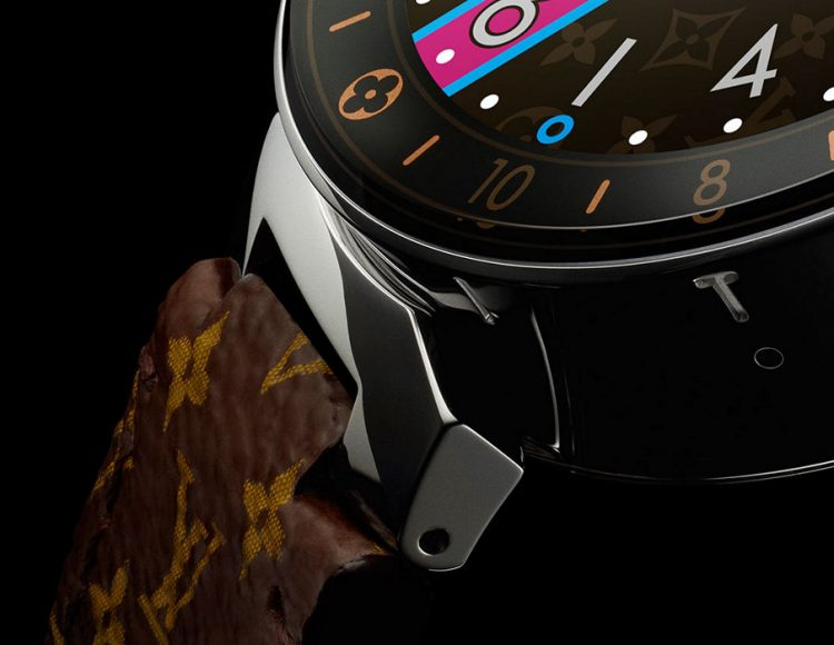 Louis Vuitton Tambour Horizon Connected Smartwatch