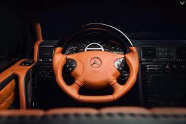 Mercedes G 55 AMG G 650 Maybach Landaulet