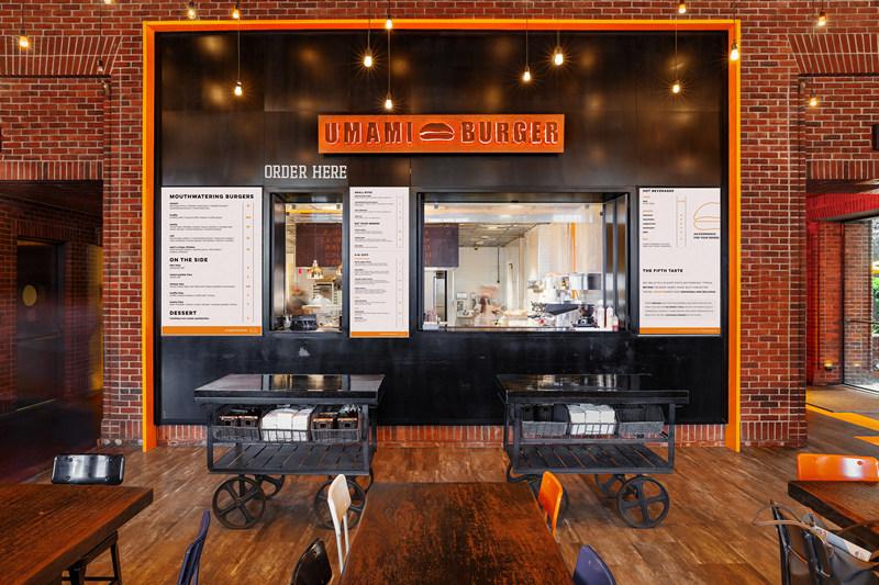 Umami Burger At Hudson Hotel
