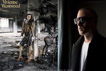 Vivienne Westwood Ad Campaigne By Perou