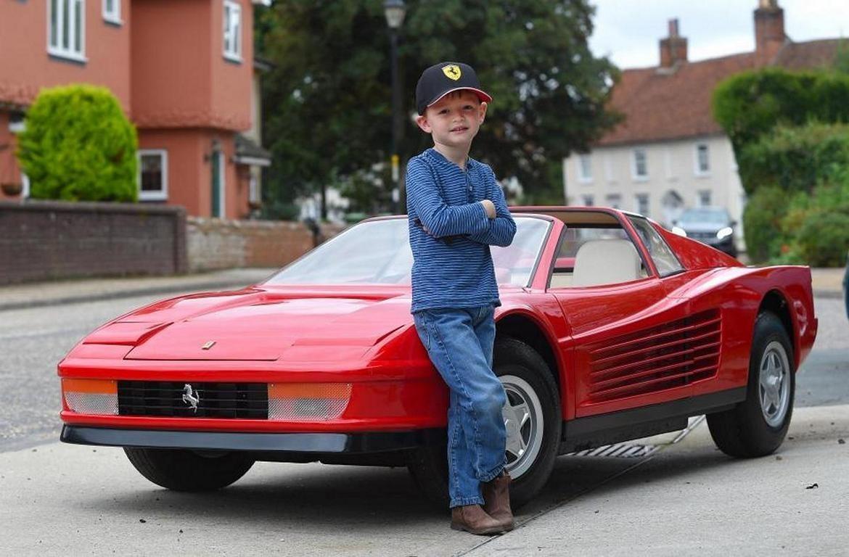$97,000 Ferrari 512 Testarossa
