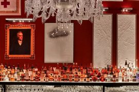 Baccarat Hotel Bar NYC